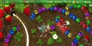 Tumble Bugs 2 Ekran Görüntüsü