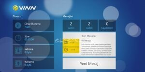 Turkcell VINN Ekran Görüntüsü
