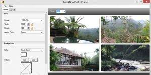 TweakNow PerfectFrame Ekran Görüntüsü