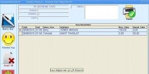 Prodyna Ücretsiz Veresiye Defteri Ekran Görüntüsü