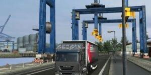 UK Truck Simulator Ekran G�r�nt�s�