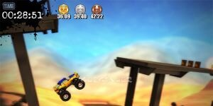 Ultra Monster Truck Trial Ekran Görüntüsü