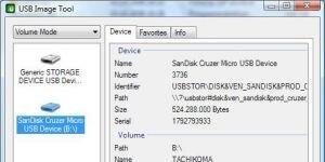 USB Image Tool Ekran G�r�nt�s�