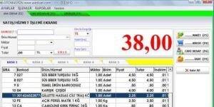 USB-TİCARİ-Ön Muhasebe Ekran Görüntüsü
