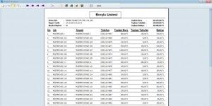 Veresiye Defteri Ekran Görüntüsü