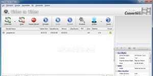 Video To Video Converter Ekran G�r�nt�s�