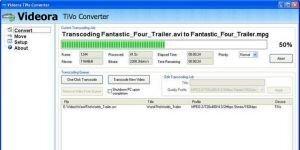Videora TiVo Converter Ekran G�r�nt�s�