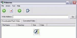 Videovac Ekran G�r�nt�s�