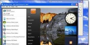 Virtual PC Ekran Görüntüsü
