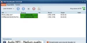 VSO Downloader Ekran G�r�nt�s�