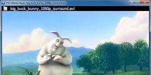 VSO Media Player Ekran Görüntüsü