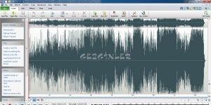 WavePad Sound Editor Ekran G�r�nt�s�