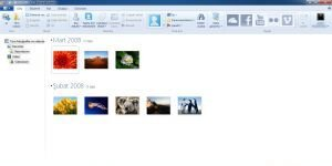 Windows Live Foto�raf Galerisi  Ekran G�r�nt�s�