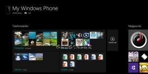 Windows Phone Ekran G�r�nt�s�