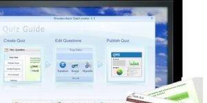 Wondershare QuizCreator Ekran Görüntüsü