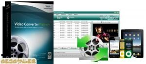 Wondershare Video Converter Platinum Ekran G�r�nt�s�