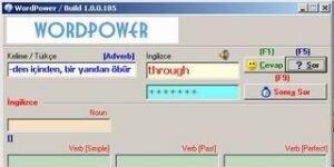 Wordpower Kelime Ezber ve Sözlük Ekran Görüntüsü
