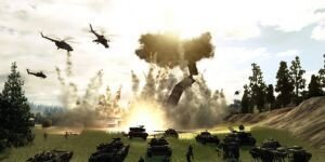 World in Conflict Ekran G�r�nt�s�