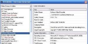 XP Codec Pack Ekran Görüntüsü