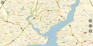 Yandex.Haritalar Ekran G�r�nt�s�
