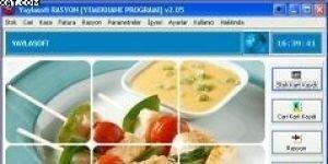 YAYLASOFT  Yemekhane ve Rasyon Takip Programı Ekran Görüntüsü