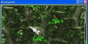 Yetisports 8 - Jungle Swing Ekran Görüntüsü