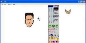 Yüz Jeneratörü Ekran Görüntüsü