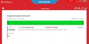 Zemana AntiMalware Ekran Görüntüsü