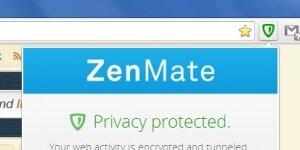 ZenMate Ekran G�r�nt�s�