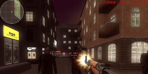 Zombie Apocalypse Shooter Ekran G�r�nt�s�