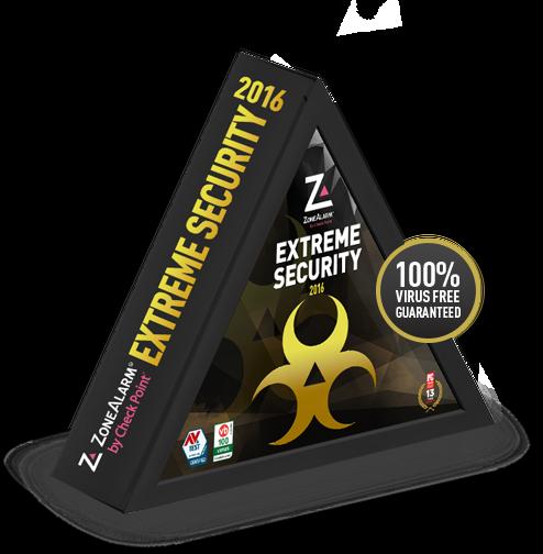 ZoneAlarm Extreme Security indir