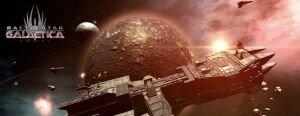 Battlestar Galactica oyunu oyna