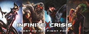 Infinite Crisis oyunu oyna