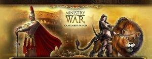 Ministry of War oyunu oyna